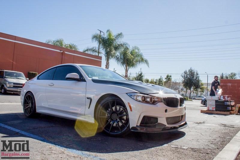 BMW_F32_428i_Rohana_RF2_MatteBlack_CFHood_Splitter_Skirts_Diff_17