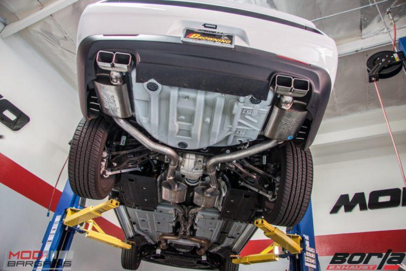 Dodge Challenger RT Borla Exhaust (14)