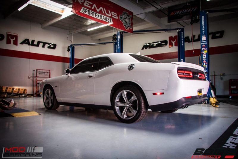Dodge Challenger RT Borla Exhaust (19)