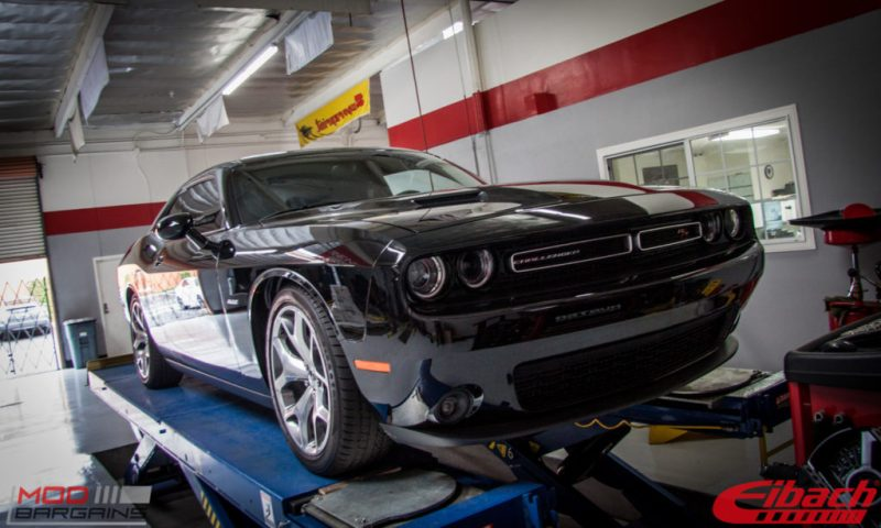 Dodge Challenger_Eibach_Springs_Solo_Exhaust (15)