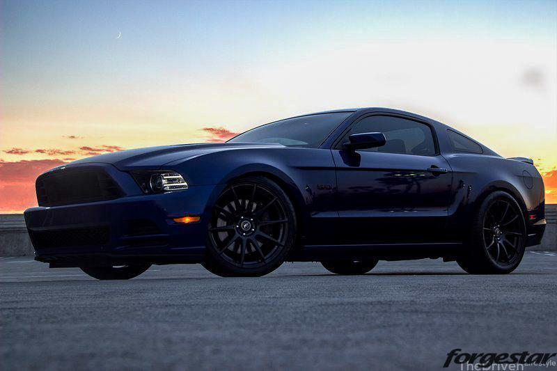 Ford_S197_Mustang_GT_50_Forgestar_CF10_20x95_20x11_315-35-20_Jurrian_Borla_Exhaust (17)
