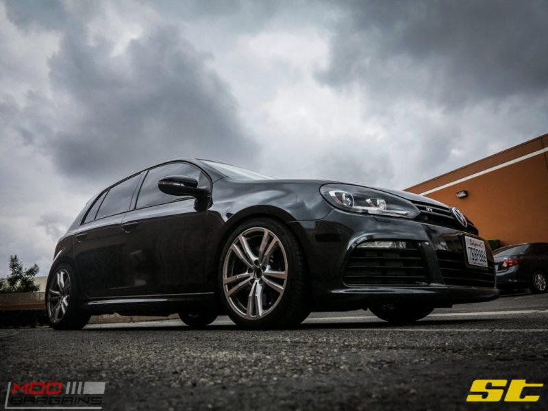 VW Golf R Mk6 ST Suspension Coilovers (11)