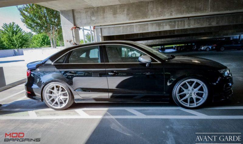 Audi 8V S3 Avant Garde M580 Silver 19x95 (5)