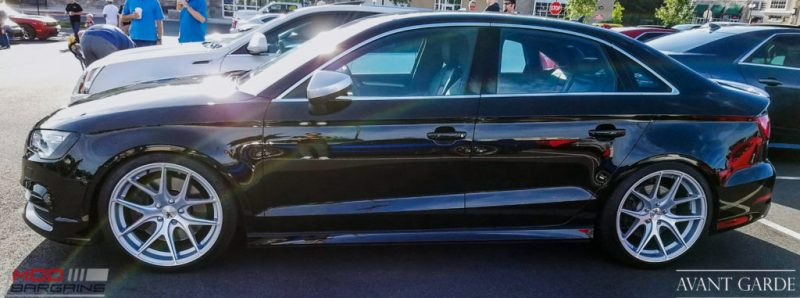 Audi 8V S3 Avant Garde M580 Silver 19x95 (8)