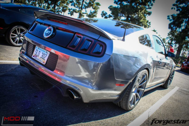 Fabulous Fords 2016 (194) Mustang Forgestar CF10
