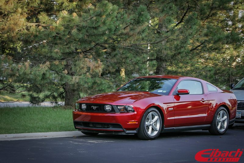 Ford_S197_Mustang_GT_Eibach_Pro-Kit-Springs-img003