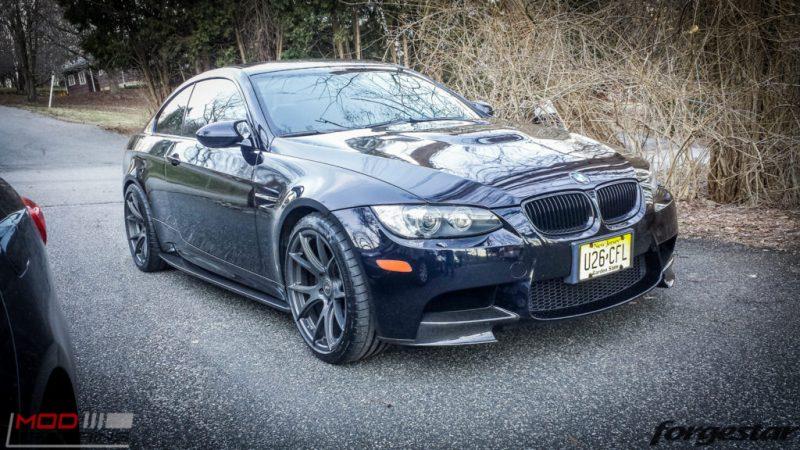 Forgestar CF5V BMW E92 M3 Gunmetal 19x95 19x11 jeffdamore (8)