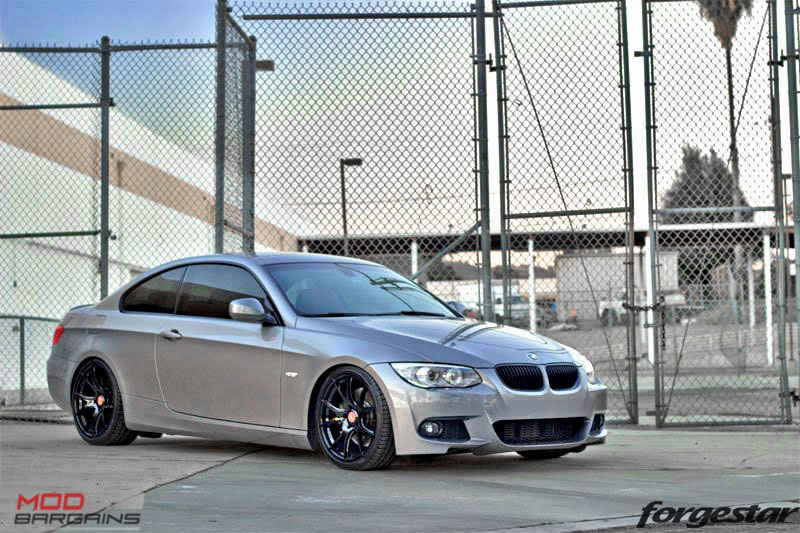 Forgestar CF5V Gloss Black BMW E92 335i img002