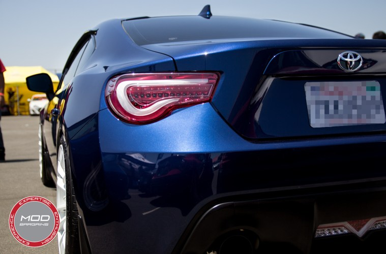 Know Your Mods Valenti LED Tail Lights For FR S Amp BRZ