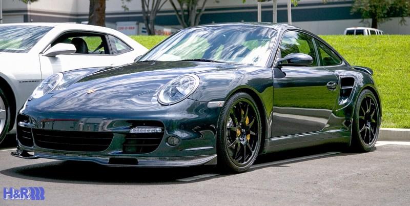 Porsche 997tt Turbo HR Springs