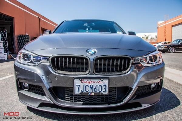 STANDOUT: F30 BMW 335i Gets Remus Quad Exhaust & More
