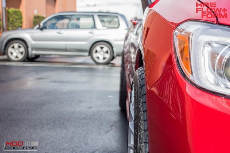 Subaru WRX HRE FF15 Silver (4)