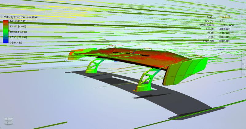 morph auto design gt wing bmw f82 m4