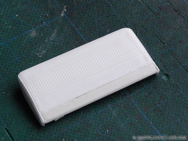 Model A Bench Seat ~ Chevy pickup fleetside revell kit bench seat