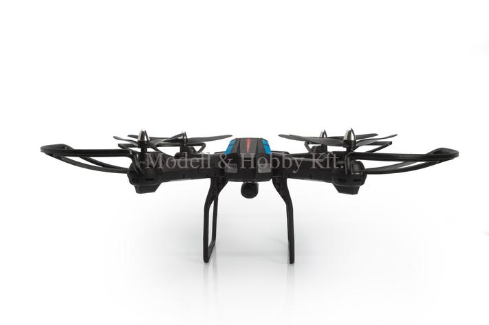 LRP Gravit Dark Vision 2.4GHz Quadkopter, Full-HD Akciókamerával