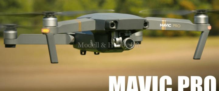 10 lépés a DJI MAVIC PRO drón első startja előtt