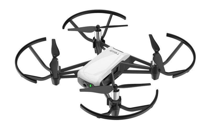 DJI Tello + Gamesir kontroller – a tökéletes kezdő drón, talán még több is.