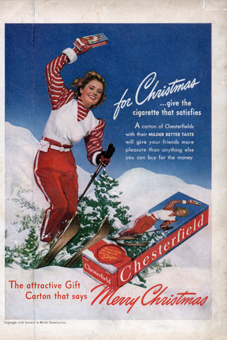 Give Cigarettes As A Christmas Present Modern Mechanix