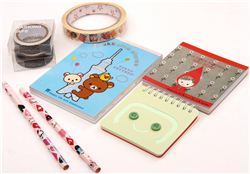 modes4u Facebook Japanese Stationery Giveaway , ends July 27th, 2015