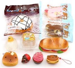 modes4u Food Squishies Giveaway, ends February 22nd, 2016