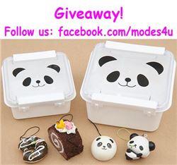modes4u Panda Fun Giveaway, ends February 27th, 2017