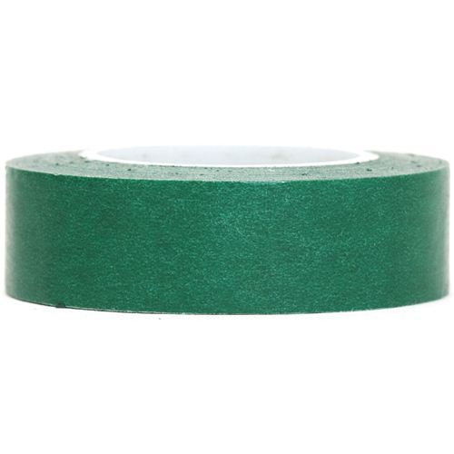 emerald Washi Masking Tape deco tape from Japan