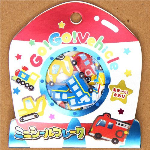 funny vehicle sticker sack car bus truck