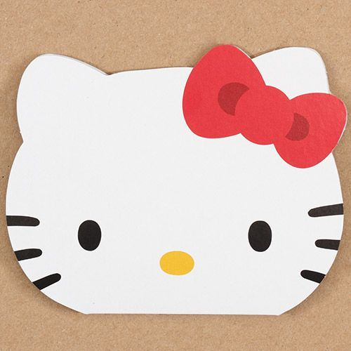 Hello Kitty sticker sack with apples from Japan