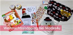 Christmas Shopping at Modes4u, by yoko-lostinjapan (German)