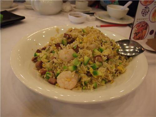 yummy fried rice