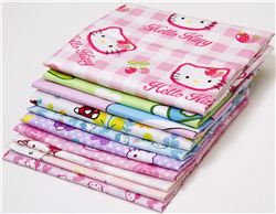 Hello Kitty Fabric Facebook Giveaway ends August 5th, 2013
