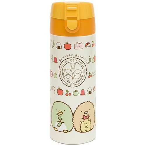 Sumikkogurashi Thermo bottle from Japan 350ml