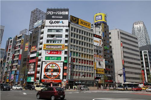 Day 3 in Japan 1