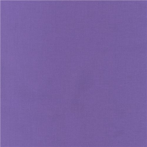 Crocus purple solid Kona fabric Robert Kaufman USA