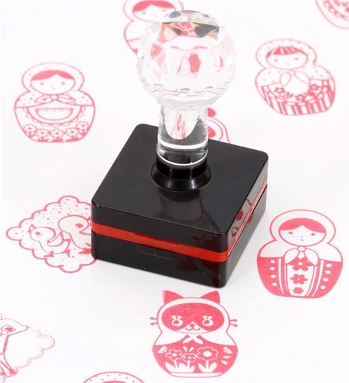 Handmade cute stamps 1