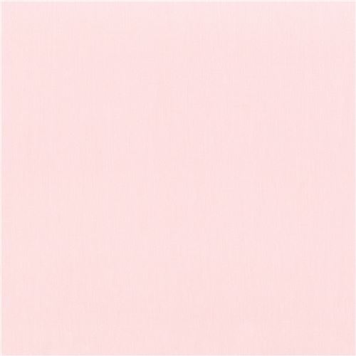 Ballet Slipper pale pink solid Kona fabric Robert Kaufman USA