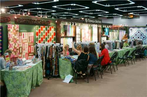 The Timeless Treasures trade show are