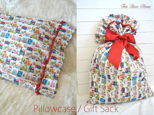 Check out these lovely items they made with our fabric!