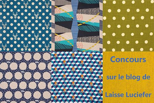 Join our giveaway with Laisse Luciefer!