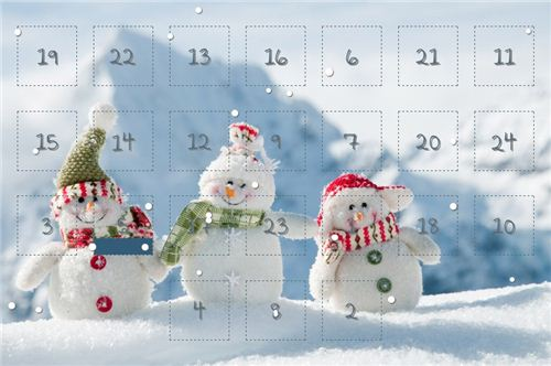 Every day you can win a kawaii gift from our shop in our Facebook advent calendar