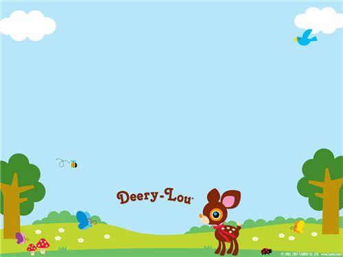 Deery Lou wallpaper