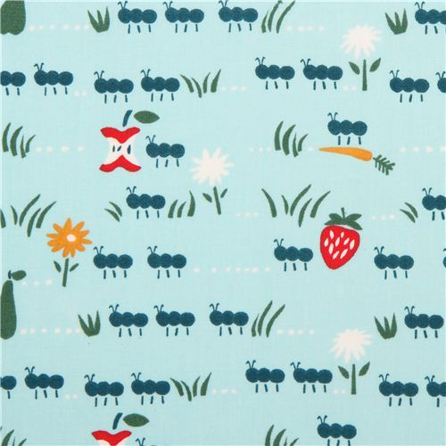 Ant March ant animal birch organic fabric Everyday Party