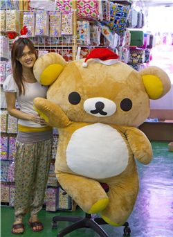 Advent calendar ideas by Rilakkuma and Maggie