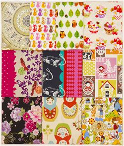Sewmuchado Japanese Fabric Giveaway (ends on Nov 25, 2013)