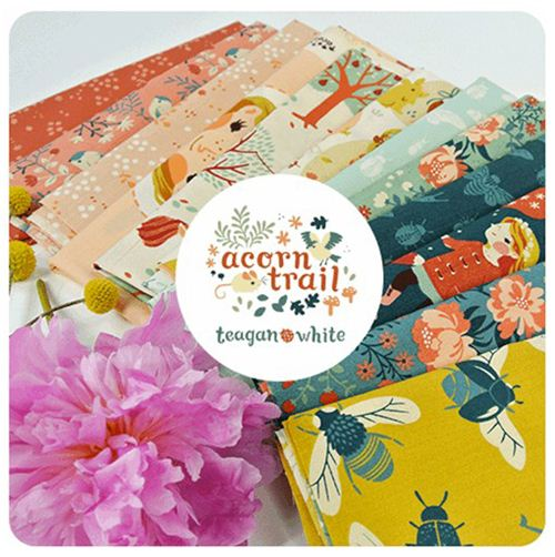 New birch fabrics on modes4u: collection Acorn Trail by Tegan White (picture by birch.com)