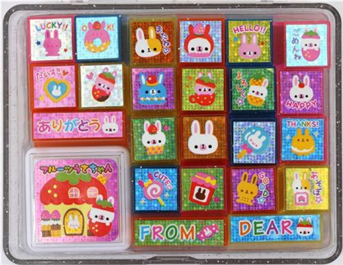 New kawaii stationery from Japan 1