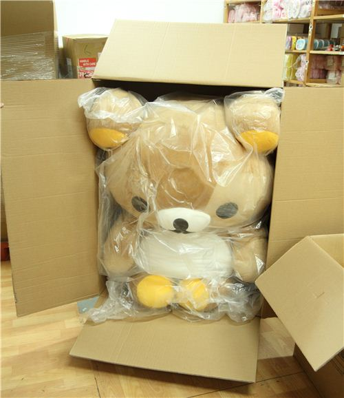 A big box for a big Rilakkuma