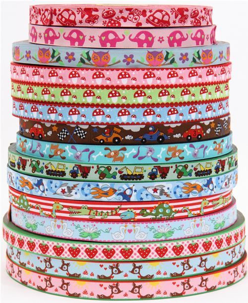 want to see some more ribbons?