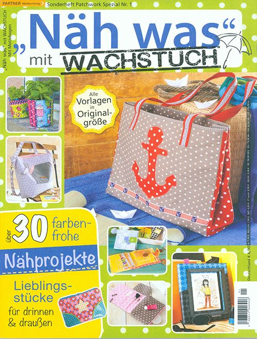 The Näh was mit Wachstuch edition
