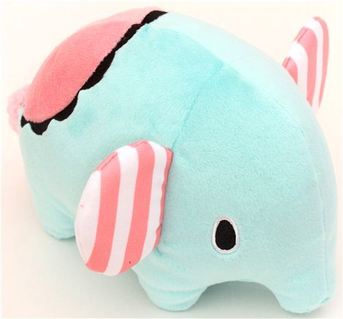 middle-sized Sentimental Circus elephant Mouton plushie
